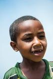 OMO的人们,埃塞俄比亚 免版税库存图片