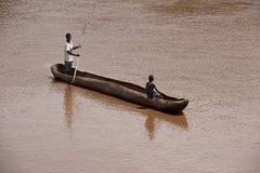 Omo River Royalty Free Stock Photos