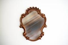 Omodern spegel Royaltyfria Bilder
