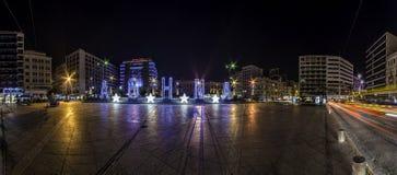 Omonoia-Quadrat Athen Lizenzfreie Stockfotos
