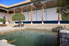 ?omotu Naqshband kompleks w Bukhara obrazy royalty free