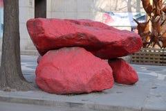 Område för 798 konst i Peking Royaltyfri Bild