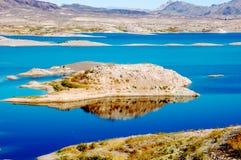 Område för rekreation för LakeMead nationellt Royaltyfri Foto