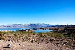 Område för rekreation för LakeMead nationellt Royaltyfria Bilder