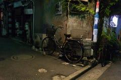 Område för Tokyo utelivrött ljus royaltyfria foton