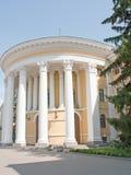 område historiska kiev ukraine Arkivfoto