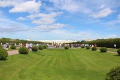 Området för `-gräsplan` royaltyfri foto