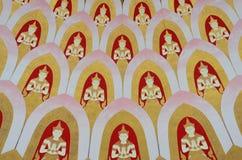 Omringende Engelen (hogere hoek) Stock Afbeelding