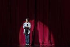 "Omroeper-Jiangxi opera""four dromen van linchuan† Stock Afbeeldingen"