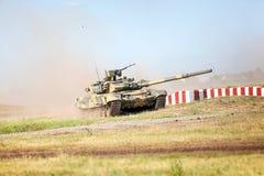 Omsk Rosja, Lipiec, - 07, 2011: międzynarodowa militarna wystawa Zdjęcie Stock