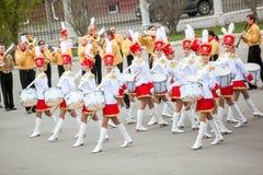 Omsk, Russie - 8 mai 2013 : régiment présidentiel Photos libres de droits