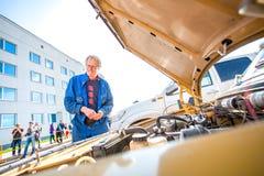 Omsk, Russland - 11. Juni 2013: Sammlung Peking-Paris Stockfoto