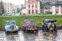 Omsk, Russland - 11. Juni 2013: Sammlung Peking-Paris Lizenzfreies Stockfoto