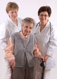 omsorgshälsa Arkivfoton