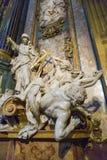 Omstörta för religion - heresi och hat vid Legros arkivbilder