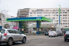 OMV-Nordstation Stockfoto