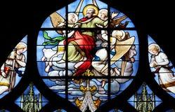Omvandling av St Paul aposteln arkivbild