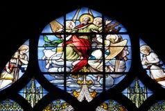 Omvandling av St Paul aposteln royaltyfri foto
