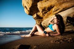 Free On A Beach Stock Photos - 107493603