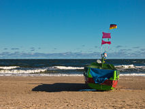 Free On Shore Of The Baltic Sea Royalty Free Stock Photos - 21713458