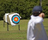 On Target Royalty Free Stock Photo