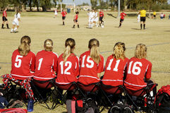 Free On The Sidelines Stock Photos - 362883
