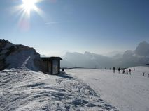 Free On The Top Of Mount Faloria Royalty Free Stock Images - 4751999