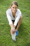 ona nogi target480_1_ kobiet potomstwa Zdjęcia Stock