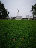 Onafhankelijk dagmonument in Djakarta Indonesië royalty-vrije stock afbeeldingen