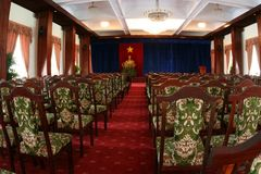 Onafhankelijk paleis (Vietnam) Stock Afbeelding