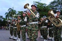 Onafhankelijkheid Day.Colombia Royalty-vrije Stock Afbeeldingen