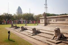 Onafhankelijkheid Memorial Hall, Colombo-stad, Sri Lanka stock afbeeldingen