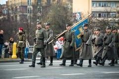 Onafhankelijkheid van Polen Royalty-vrije Stock Afbeelding