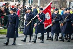Onafhankelijkheid van Polen Stock Foto