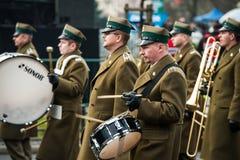 Onafhankelijkheid van Polen Royalty-vrije Stock Foto's