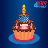 Onafhankelijkheidsdag Stock Afbeeldingen