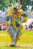 Onal Pow wow on Mohawk Territory. 2010,07,11 Kahnawake traditional Pow wow on Mohawk Territory. (quebec; canada stock photo