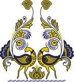 Onamentalvogel Royalty-vrije Stock Afbeeldingen