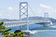 Onaruto Bridge Royalty Free Stock Photography