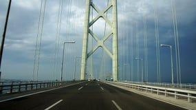 Onaruto bridge in Japan Royalty Free Stock Image