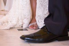 żonaty Zdjęcie Stock