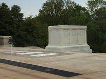 Onbekende Militair Tomb Stock Foto