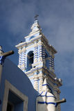 Onbevlekte Ontvangenis van Onze Dame Conventional Church, Puebla, Mexico Royalty-vrije Stock Fotografie