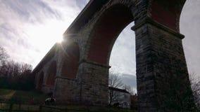 Once arcos Foto de archivo