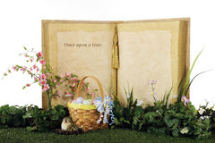 Once Upon an Easter Time Stock Image