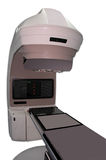 Oncology radiation scanner Stock Image