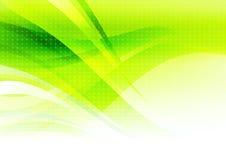 Onda abstracta del vector Imagenes de archivo