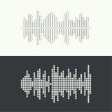Onda acústica de la música