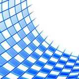 Onda azul Libre Illustration