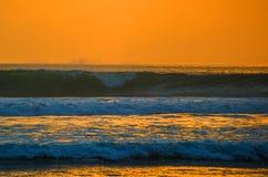 Onda Bali Fotografia de Stock Royalty Free